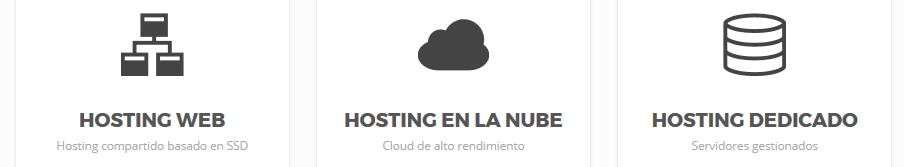SErvicios Siteground