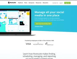 Promociones y Descuentos Hootsuite 2019